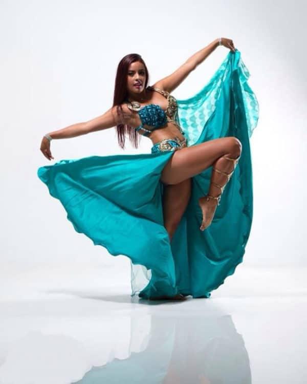 Sexy Argentine Woman