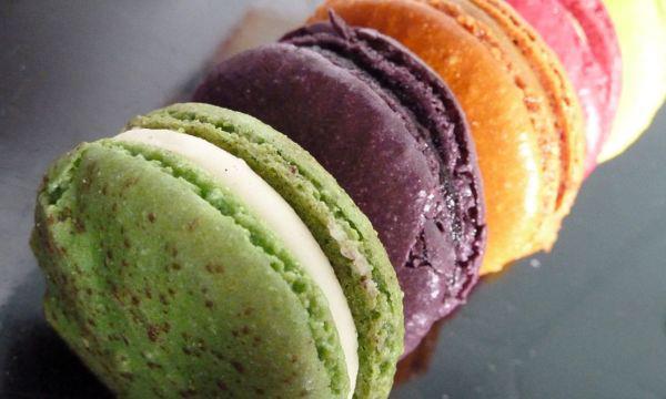 Os 5 melhores macarons de Paris