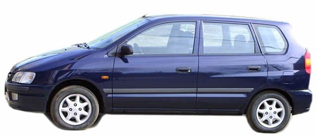 2000 Mitsubishi Space Wagon