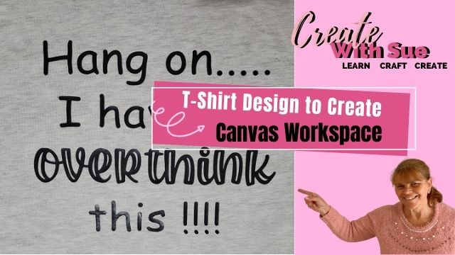 Main picture for the HTV T-Shirt design tutorial-