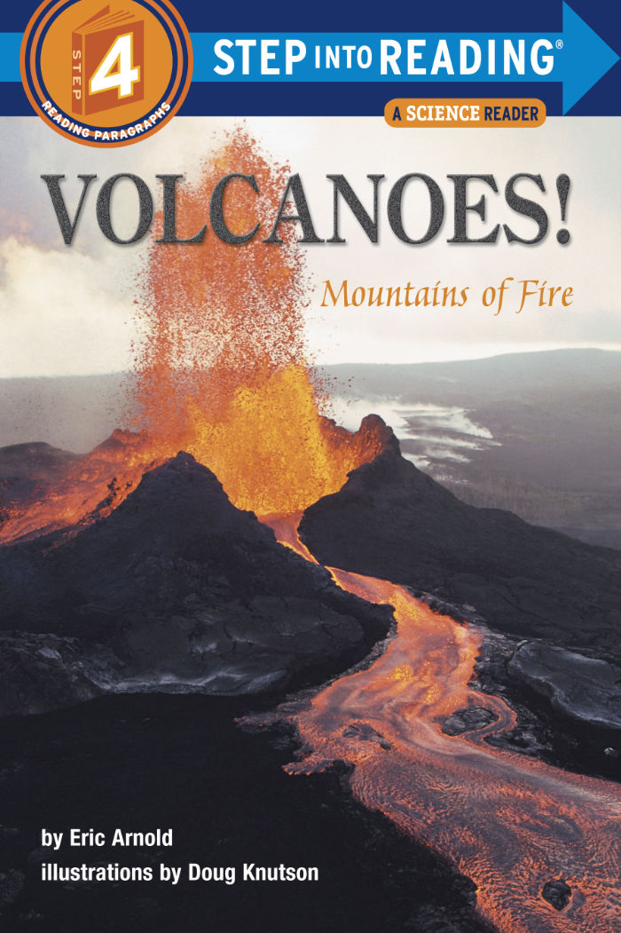Snow Volcanoes Companion Reading Volcanoes Mountains of Fire