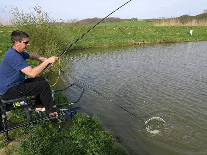 mágocsi horgásztó tulaj
