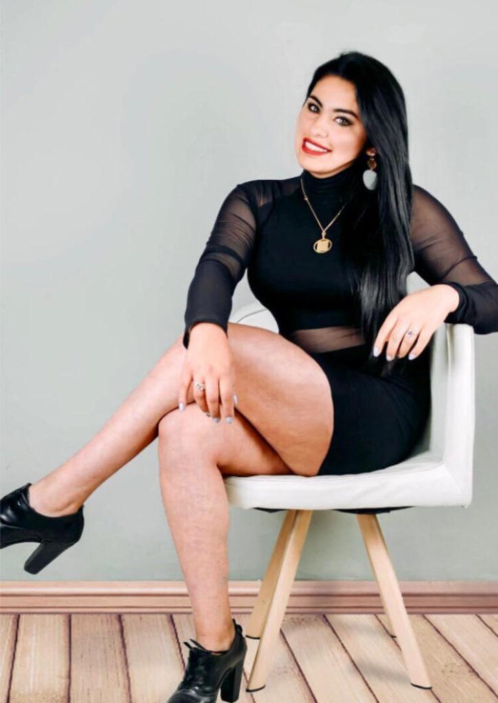 Meet Mexican Woman