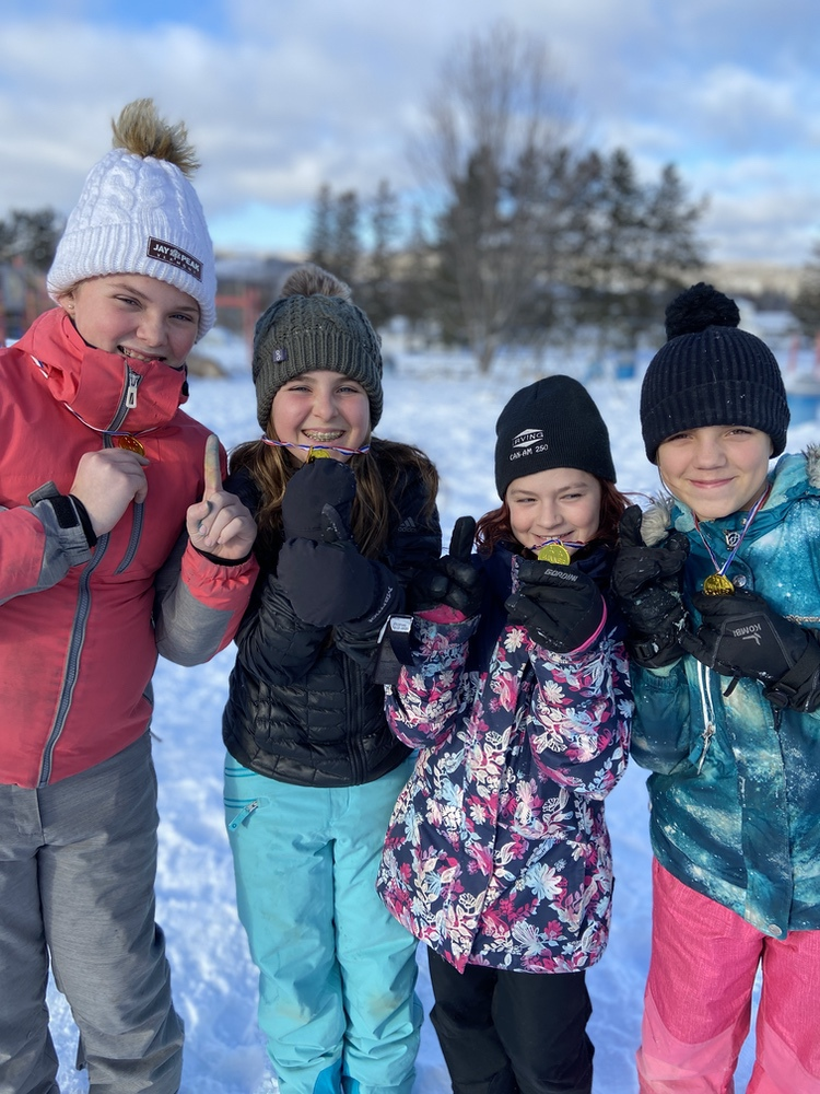 Dr Levesque Elementary Winter Games 2020 0009