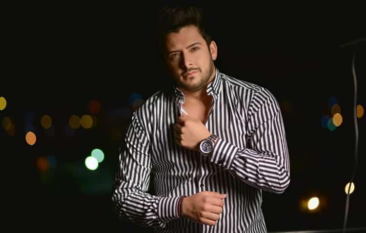 Hot Colombian Man