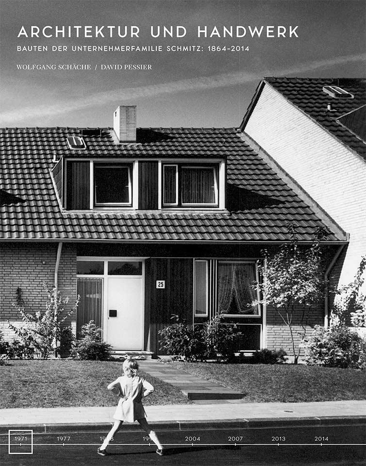 Historie Handwerk und Architektur Cover