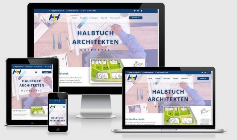 Responsive Webdesign mobile Benutzerfreundlichkeit Wuppertal
