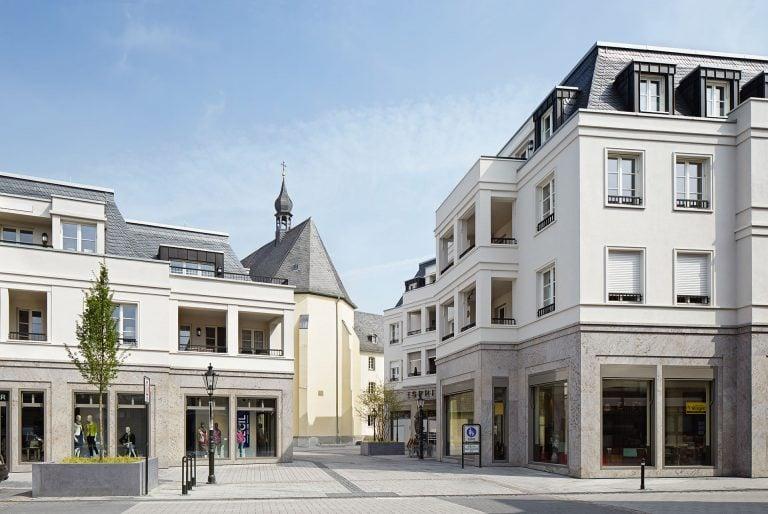 Klosterhof Kempen Strassenansicht