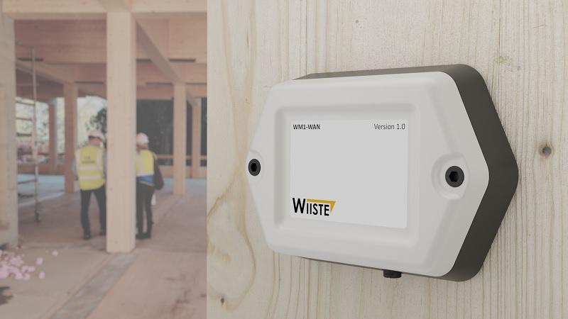 Wiiste digital_iot_wood_moisture_meter
