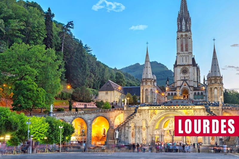 Viaje a Lourdes desde Asturias