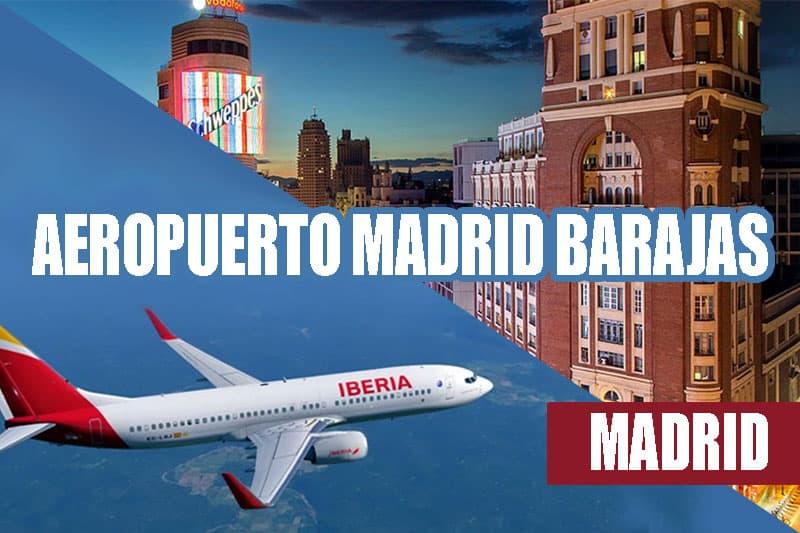 Viajes en Autobús al Aeropuerto de Madrid Barajas