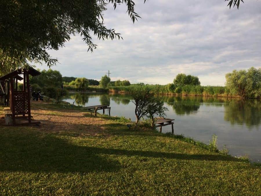 eldorádó horgásztó napijegy