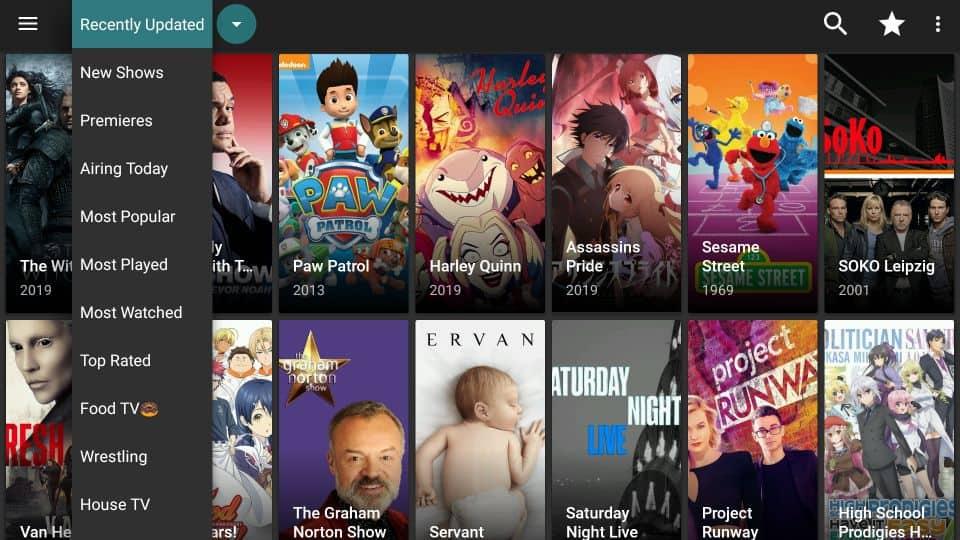 how to get Cyberflix TV apk on amazon Firestick