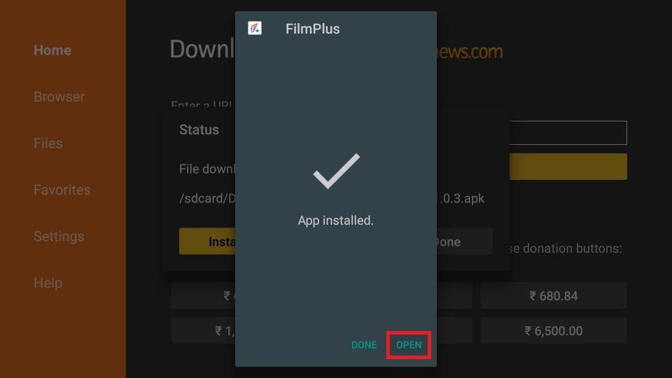 FilmPlus APK download