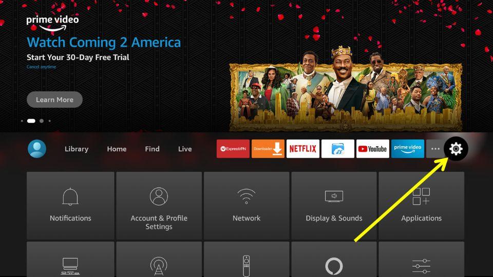 how to install cyberflix tv on firestick