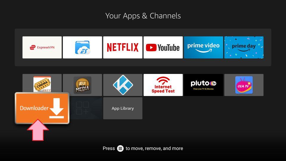 install HD streamz apk on amazon firestick