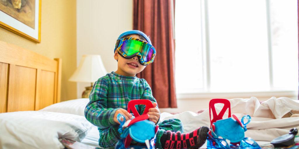 9 States Where Kids Can Ski Free This Winter