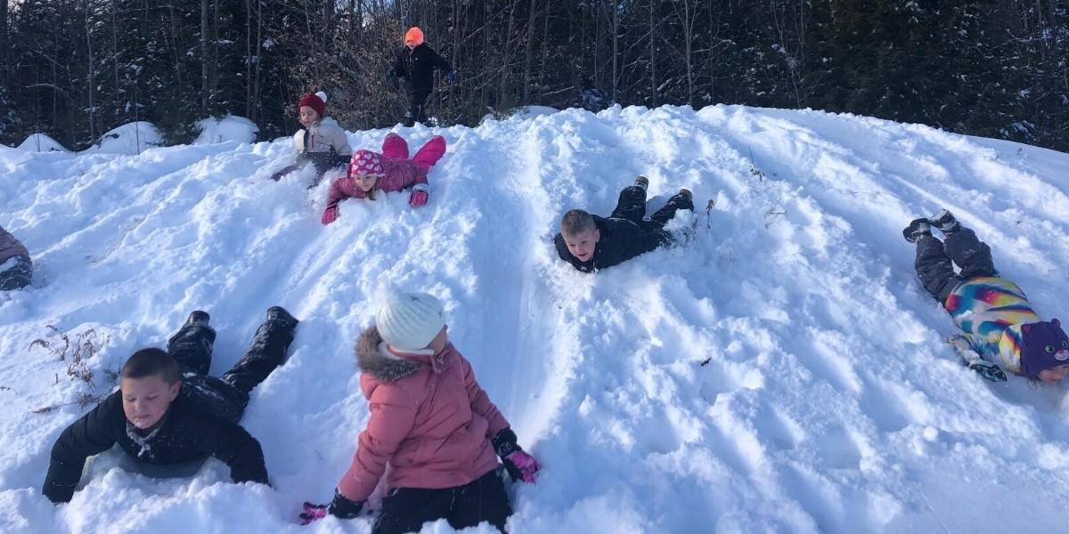 WinterKids' Winter Games under way