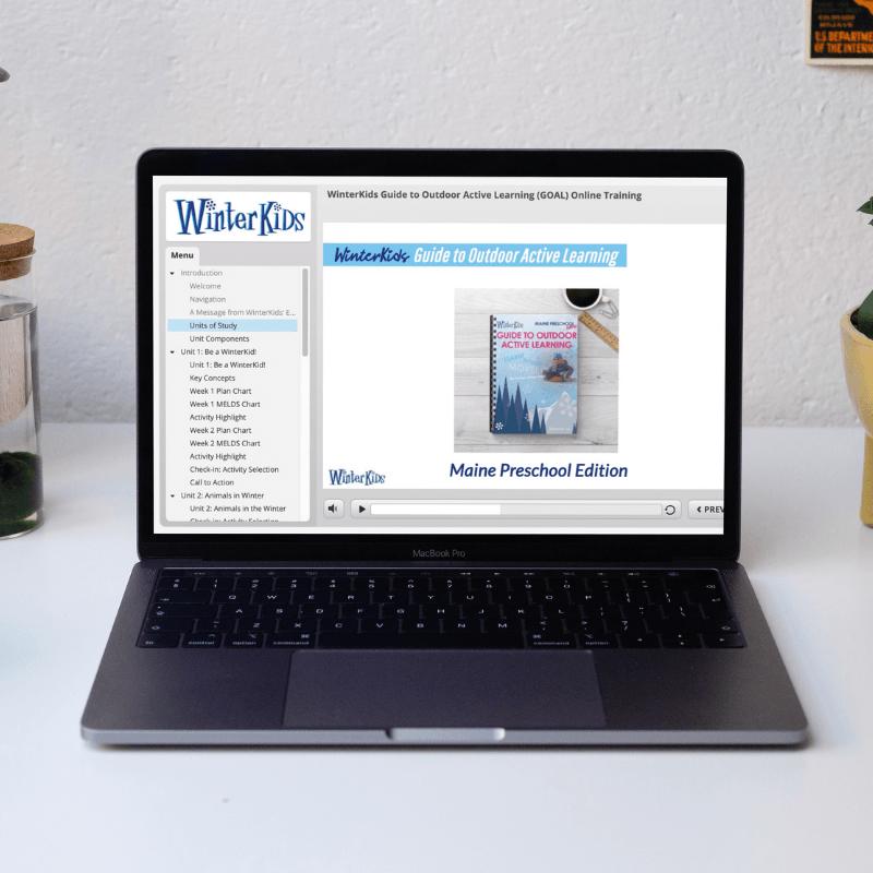 WinterKids offers free spring virtual training for preschool teachers