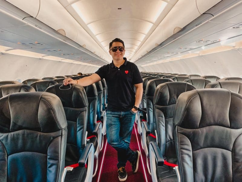 AirAsia special flight arrives first to new Panglao International Airport in Bohol