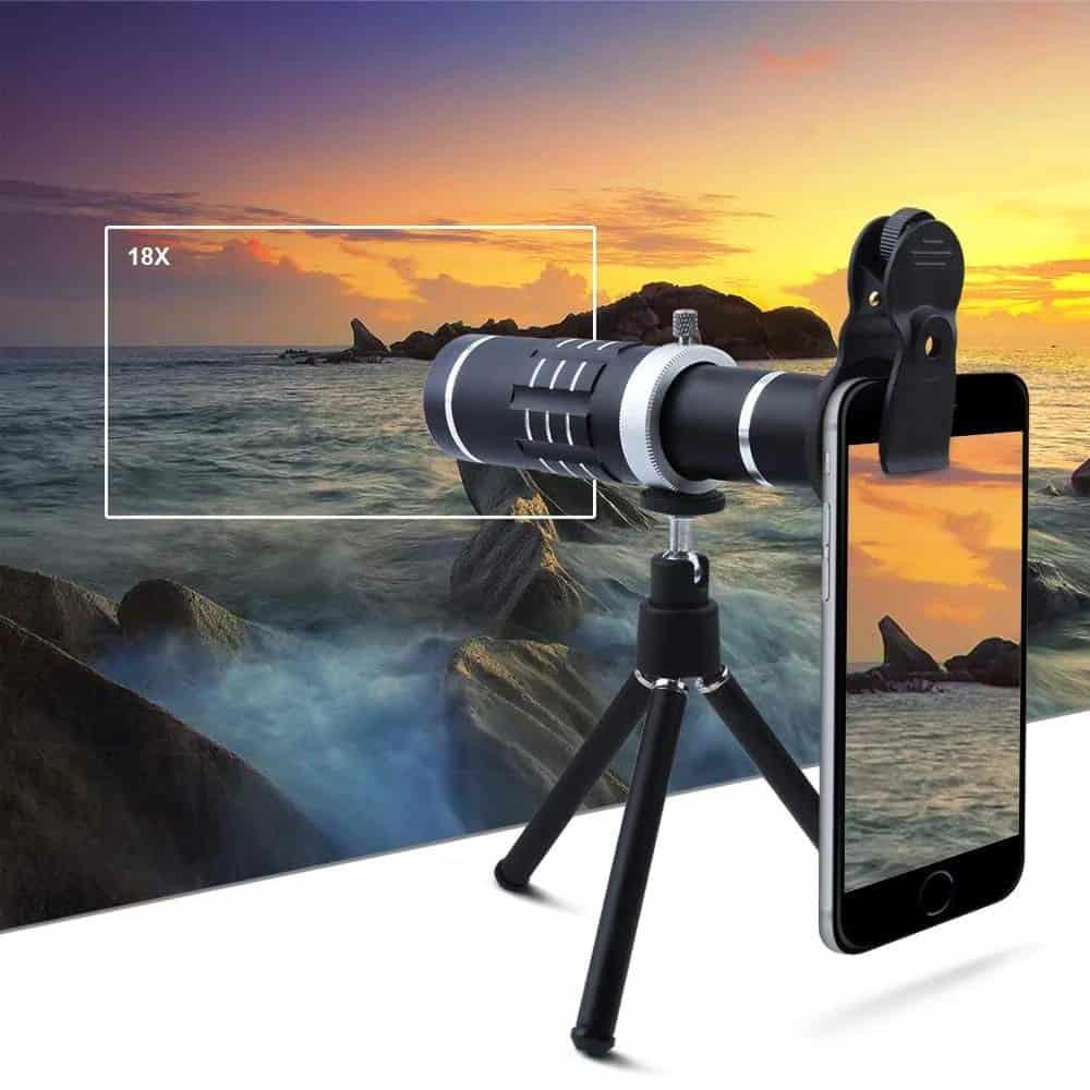 HX-1821 Telephoto Lens