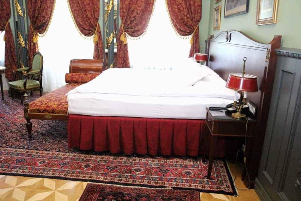 Luxury suite in Riga