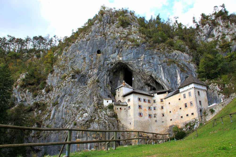 Predjamski grad is one of the best day trips from Ljubljana
