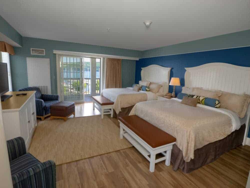 Harborhotelroom