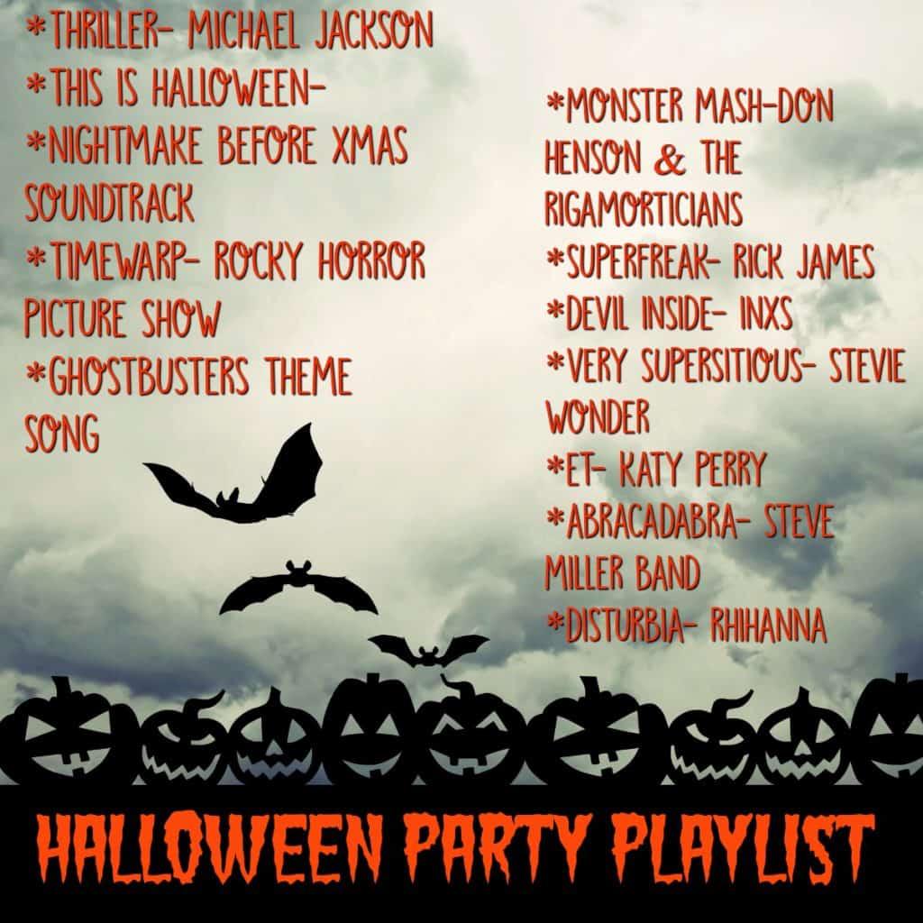 halloween-party-playlist