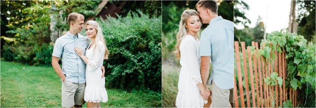 gorgeous engagement session pictures in Chicago