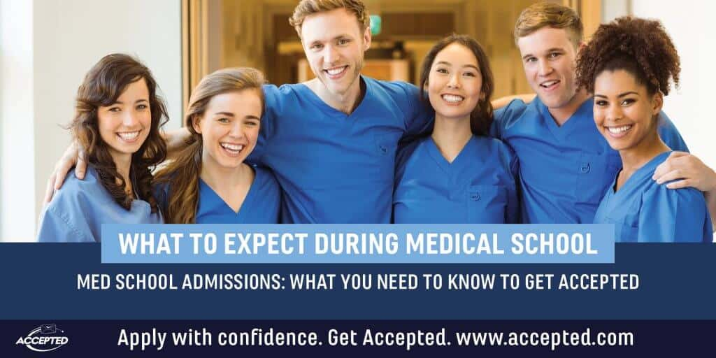 What to expect during medical school
