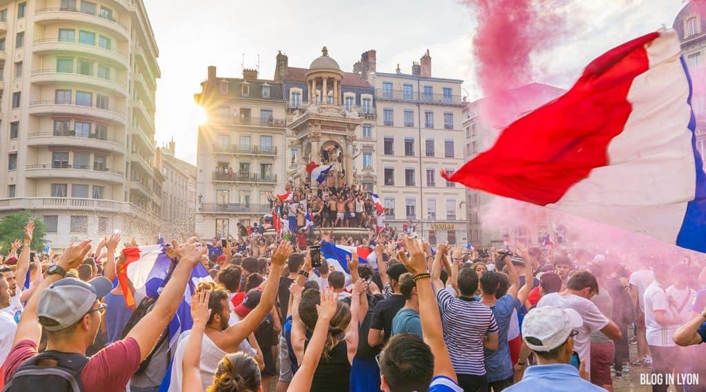 Fond écran Spécial Coupe du Monde 2018 | Blog In Lyon