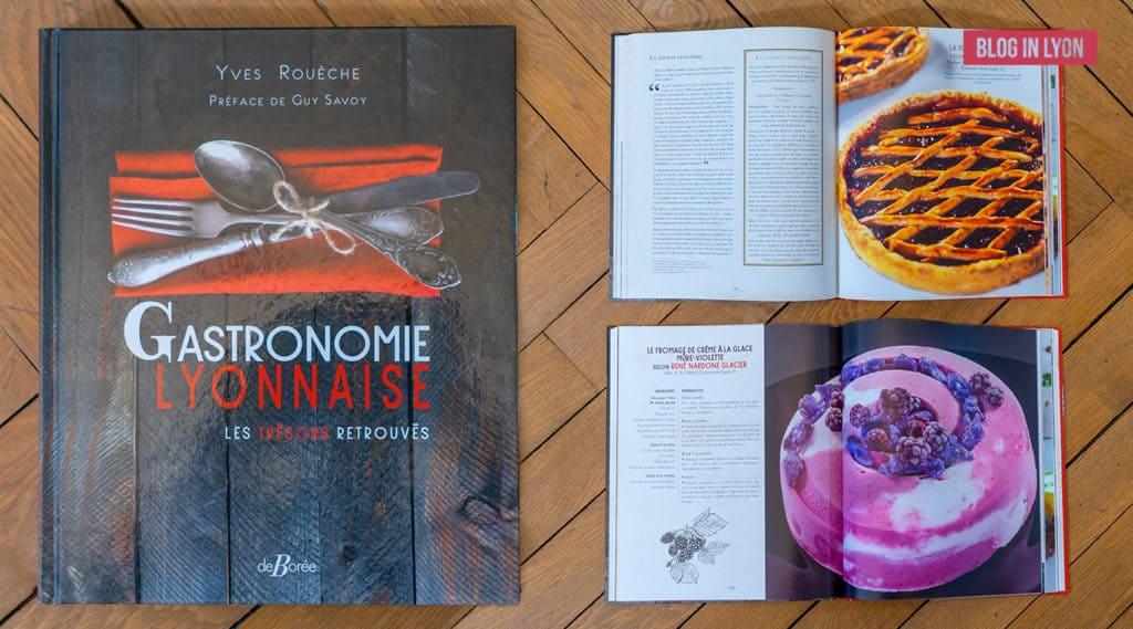 Gastronomie Lyonnaise – Les Trésors retrouvés par Yves Roueche Éditions De Borée   Blog In Lyon