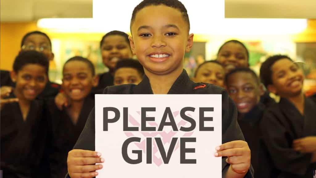Brayden Giving