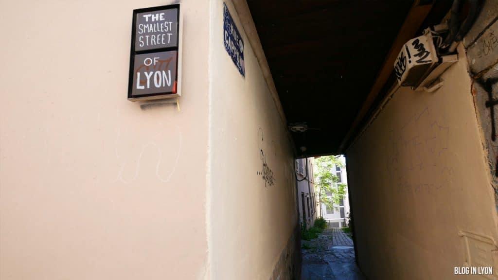 Visiter Lyon - Les traboules de la Croix-Rousse Sud   Blog In Lyon
