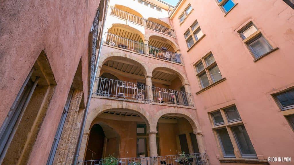 Visiter Lyon - Maison Baronnat   Blog In Lyon