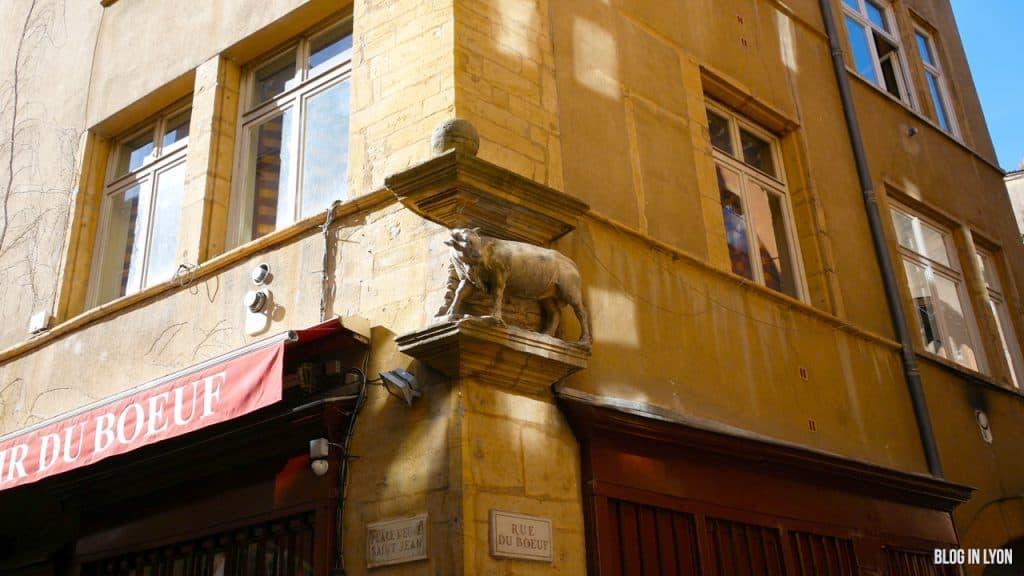 Visiter Lyon - Rue du Boeuf   Blog In Lyon
