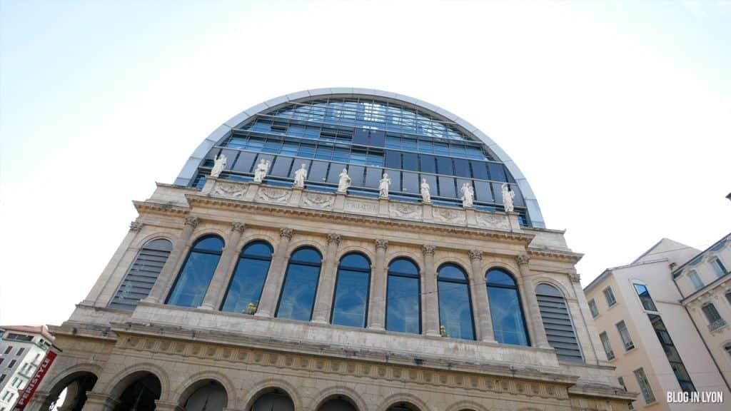 Visiter Lyon - Opéra de Lyon | Blog In Lyon