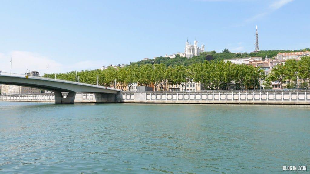 Visiter Lyon - Quai Saint Antoine | Blog In Lyon