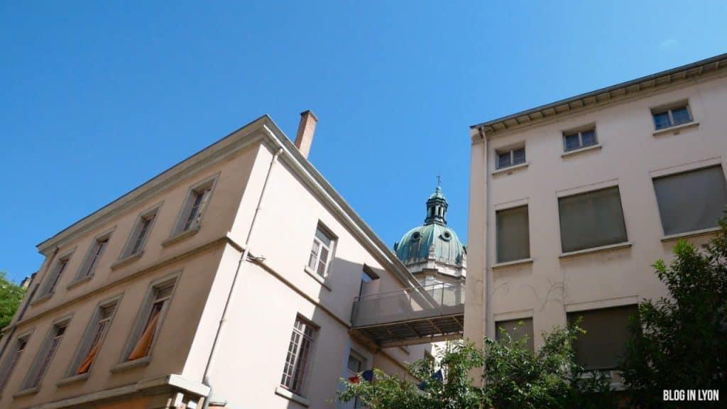Visiter Lyon – Dôme église St François | Blog In Lyon