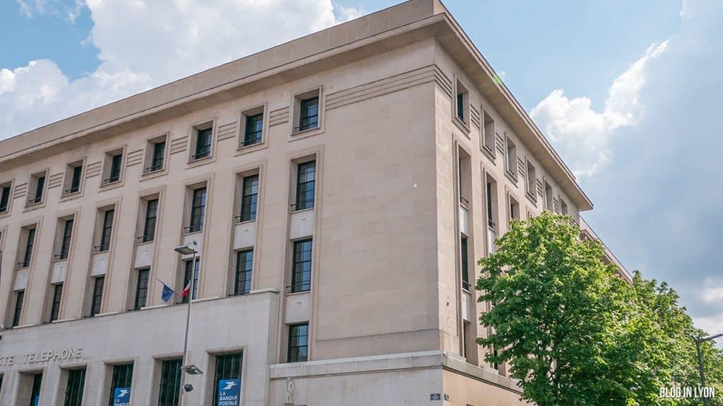 Visiter Lyon – Hôtel des Postes de Lyon | Blog In Lyon