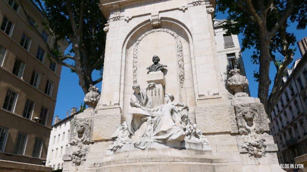 Visiter Lyon – Monument Antoine Gailleton | Blog In Lyon