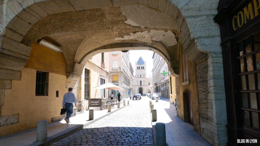 Visiter Lyon – Voûte Ainay | Blog In Lyon