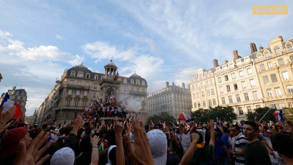 Coupe du Monde 2018 - Ville de Lyon   Blog In Lyon