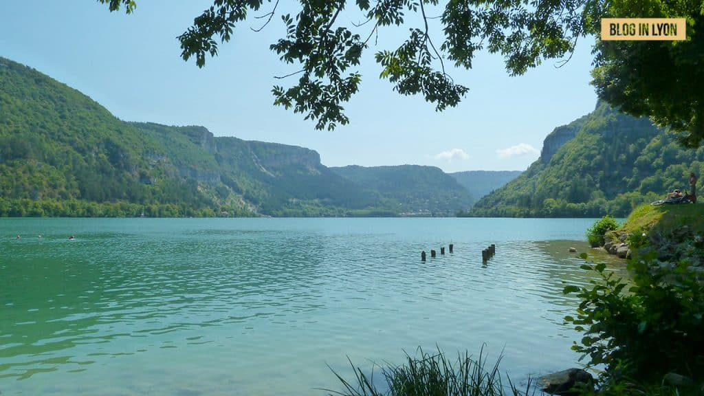 Lac de Nantua -Baignades autour de Lyon | Blog In Lyon