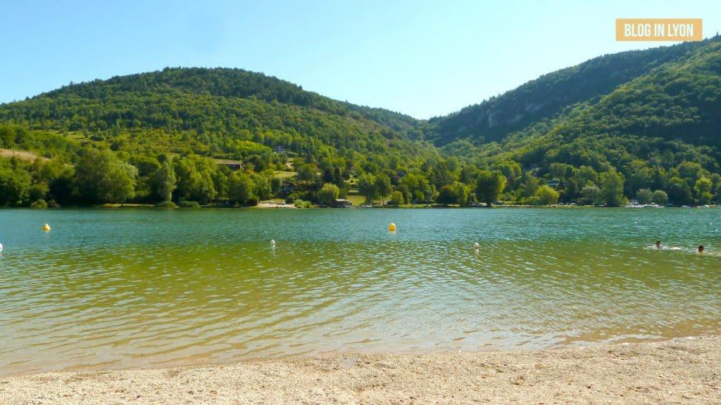 Idées baignades proches de Lyon - L île Chambod | Blog In Lyon