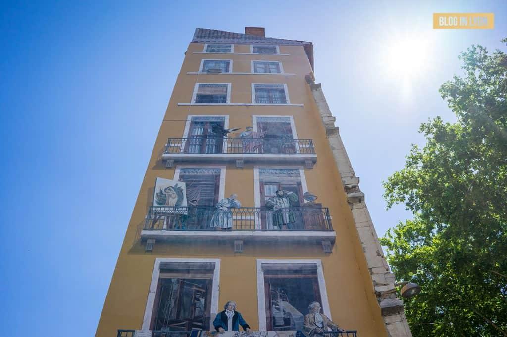 Secrets de Lyon - La Fresque des Lyonnais | Blog In Lyon