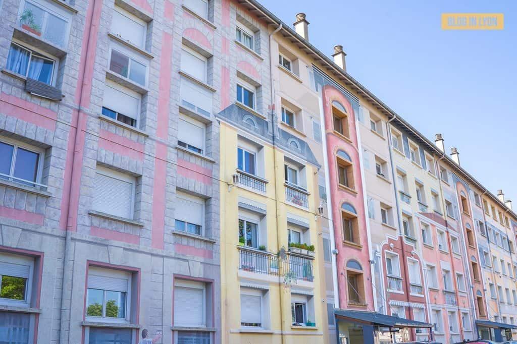 Fresque de La Sarra - Top 15 des plus beaux murs peints de Lyon | Blog In Lyon
