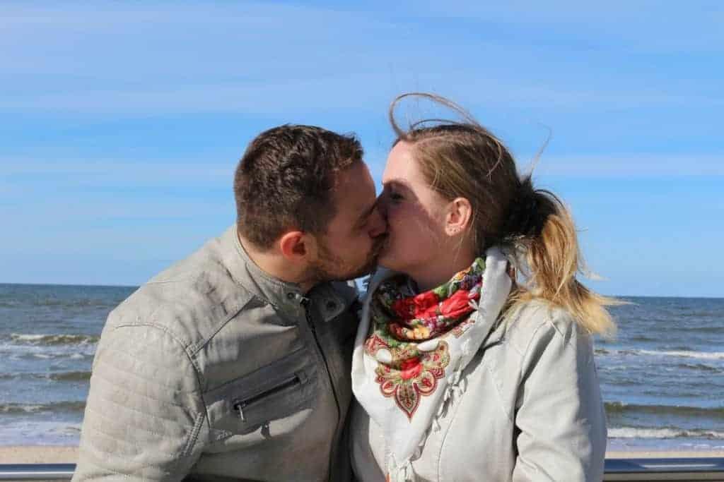 Fun fact of France kissing