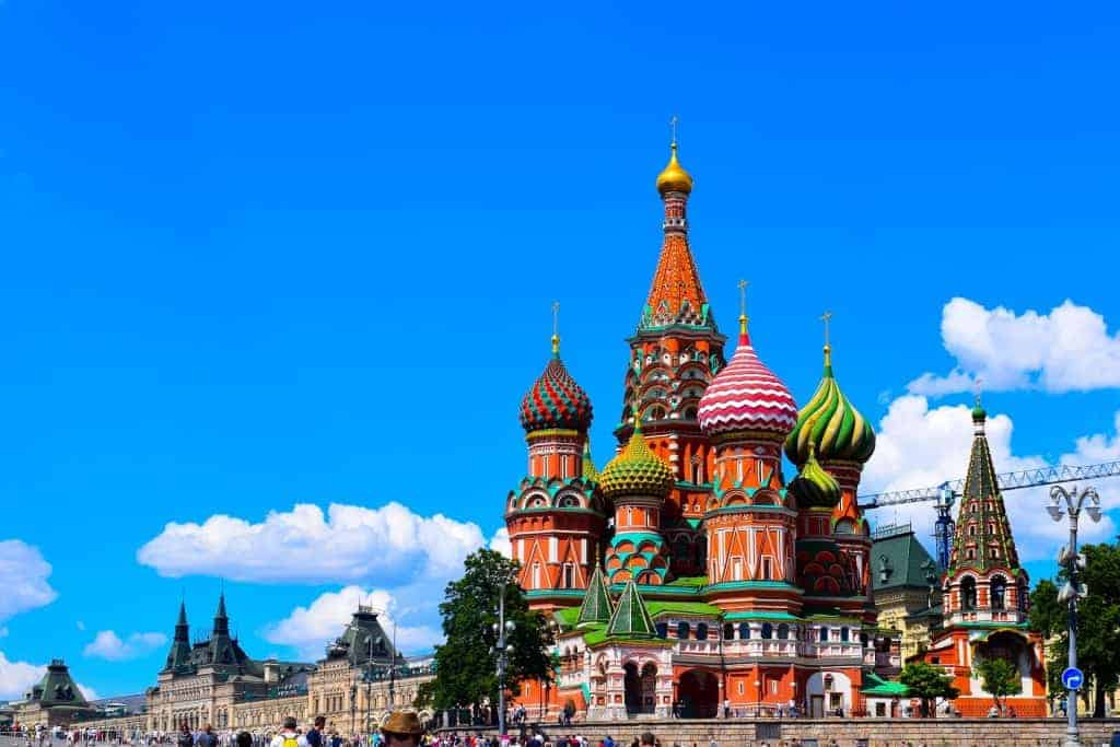 Moscow Russia facts: billionaires